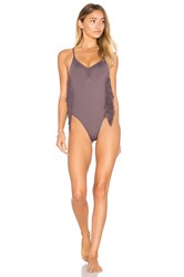 L Space Gypsy One Piece Mauve