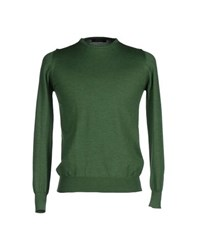 Alpha Massimo Rebecchi Knitwear Jumpers Men Green