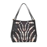 Burberry Small Canterbury Horseferry Zebra