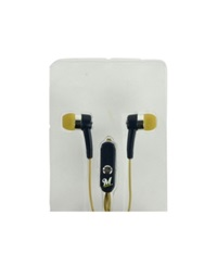 Mizco Milwaukee Brewers Earbuds Team Color