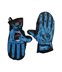 Celtek Chroma Screaming Hand Over Mits Gloves Black