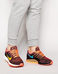Nike Air Zoom Structure 18 Trainers Red