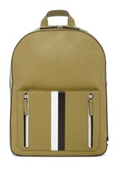 Ben Minkoff Bondi Leather Backpack Green