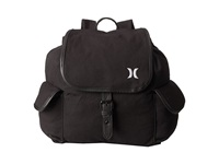 Hurley Tomboy Napsack Black Backpack Bags