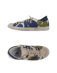 Beverly Hills Polo Club Footwear Low Tops And Trainers Men Green