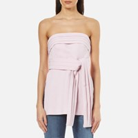 C Meo Collective Women's Break Through Bustier Top Parfait Pink