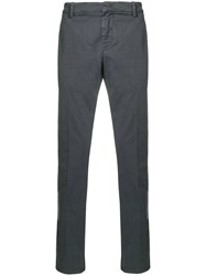 Dondup Pleated Trousers Grey