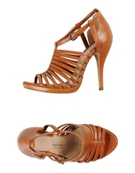 Carlo Pazolini Couture Sandals Brown
