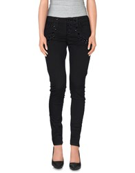 Blugirl Folies Trousers Casual Trousers Women Black