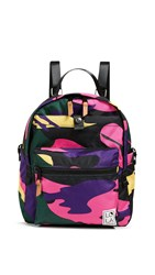 Lola Cosmetics Escapist Large Backpack Pink Camo