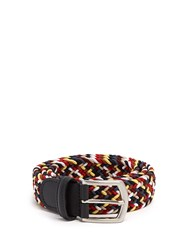 Andersons Woven Elasticated Belt Multi