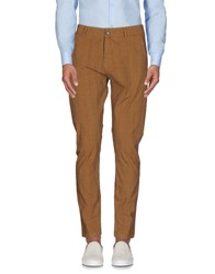 One Seven Two Casual Pants Brown