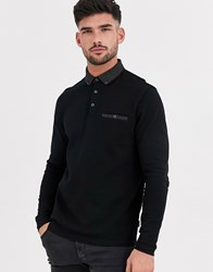 Burton Menswear Polo In Black