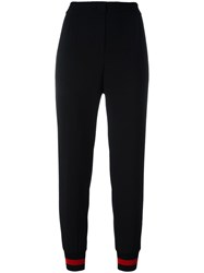 Philipp Plein Pineapple Track Pants Black