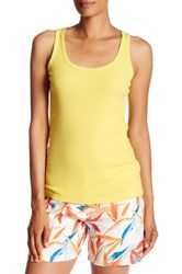 Tommy Bahama Reef Rib Tank Yellow
