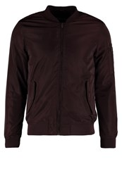 Your Turn Bomber Jacket Bordeaux