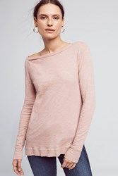 Anthropologie Coffee Shop Tee Rose
