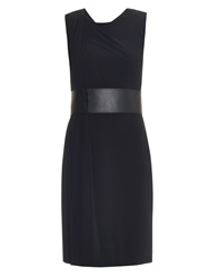 Alexander Wang Asymmetric Lightweight Crepe Dress