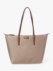 Ralph Lauren Chadwick Shopper Bag Clay