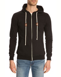 Menlook Label Eric Black Hoody