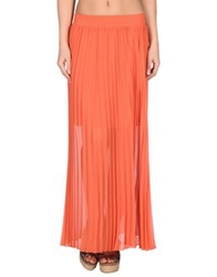 Twin Set Simona Barbieri Cover Ups Orange