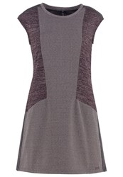 Smash Laines Jersey Dress Grey