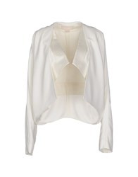 Antonio Berardi Suits And Jackets Blazers Women White