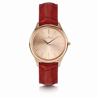 Kennett Watches Kensington Lady Rose Gold Red