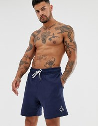 Calvin Klein Double Lounge Shorts Blue