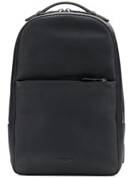 Coach Metropolitan Soft Backpack Black