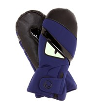 Fendi Ski Monster Gloves Blue