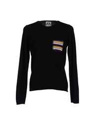S.O.H.O New York Soho Knitwear Jumpers Men Black
