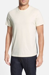 Jack Spade 'Murray' Colorblock T Shirt White