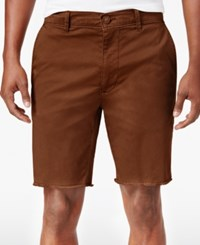 American Rag Men's Stretch Chino Shorts Only At Macy's Down To Ea