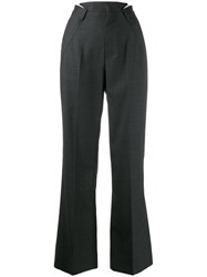 Maison Martin Margiela Reworked Tailored Trousers Grey