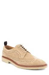 Gordon Rush Arlo Wingtip Sand