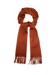 Colombo Cashmere Scarf Burgundy