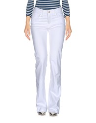 Caractere Jeans White