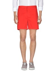 Band Of Outsiders Shorts Red