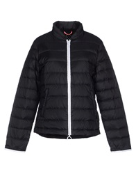 Puzzle Goose Down Jackets Black