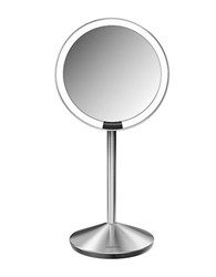 Simplehuman 10X Sensor Travel Mirror No Color