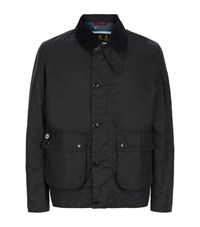 Barbour Military Deck Jacket Male Navy