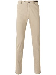 Pt01 Straight Leg Trousers Nude Neutrals