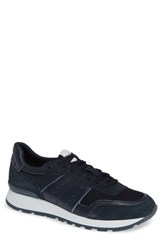 Selected Homme Frank Mix Sneaker Dark Navy