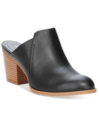 Styleandco. Style Co. Jerilyn Mules Only At Macy's Women's Shoes Black