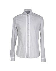 Ermanno Scervino Shirts Shirts Men Grey