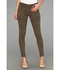 Joie So Real Skinny Jean 7024 Jj1014 Fatigue Women's Jeans Green