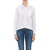 Alexander Olch Women's Pique Shirt White