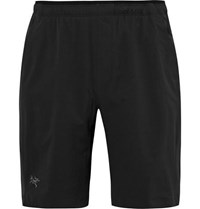 Arc'teryx Aptin Fortius Dw Shorts Black