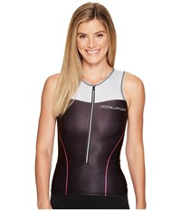 Louis Garneau Course Vector Tri Sleeveless Black Multicolor Women's Sleeveless